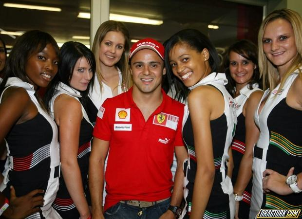 South African A1GP Babes